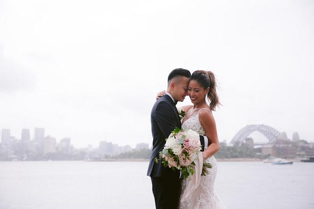 Amanda + Melvin | Giba Park | Doltone House Darling Island