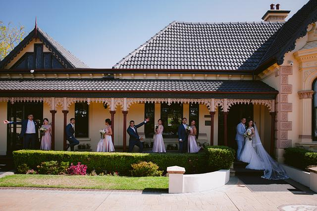 Jem + Mark | Iglesia Ni Cristo | Lauriston House
