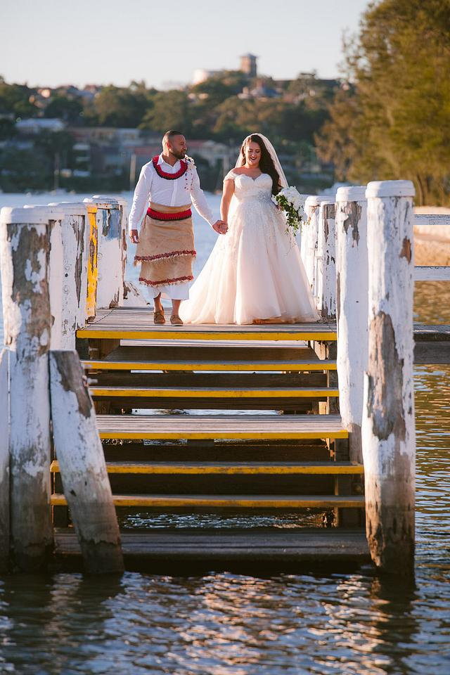 Tahlia + Fale | St Brigids Catholic Church | Le Montage (Tongan Wedding)