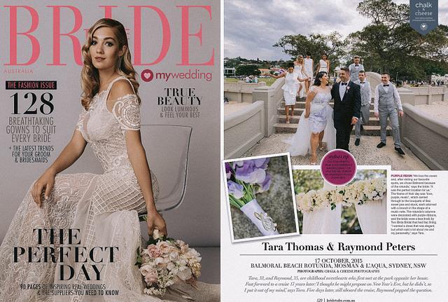 Tara + Raymond | Rotunda Balmoral | LAqua Dockside