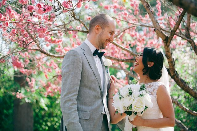 Amy + Tony | Japanese Garden