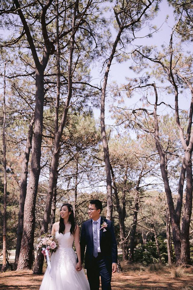 Juliana + Jun | Centennial Park