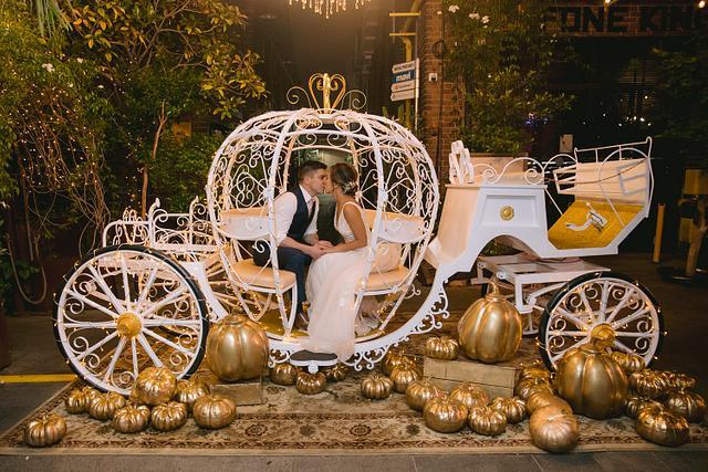 Rachel + Dylan | Jewish Wedding at The Grounds Alexandria