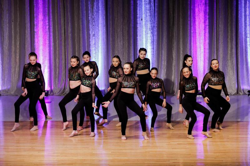 Cyrious Movement Dance Recital