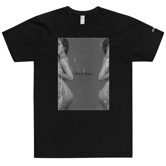 """JLOVE - """"MAD N YOUNG"""" TEE"""