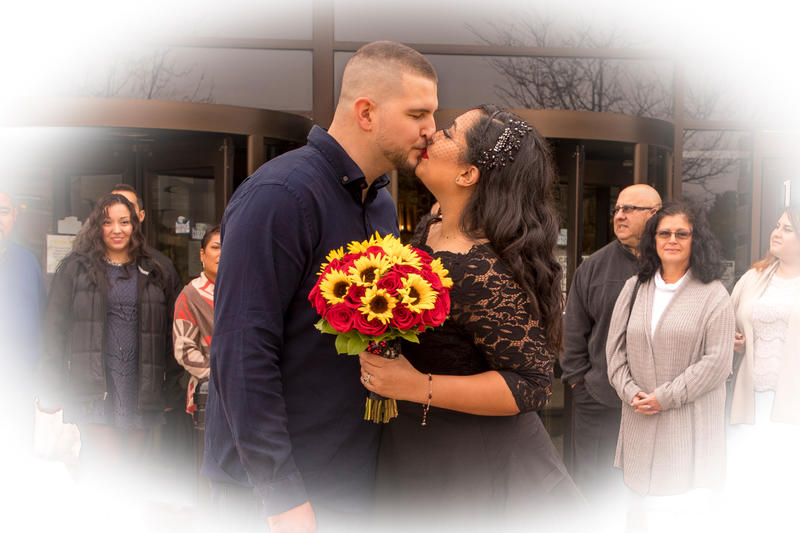 SYDNEY & STEVEN WEDDING