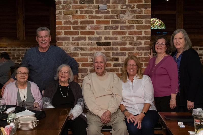 Edward J. Kneavel's 90th Birthday