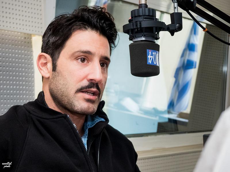 Actors portraits @ Kallipolis radio show