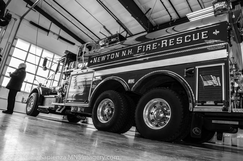 Fire Station Ribbon Cutting