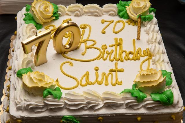 Saints Bday