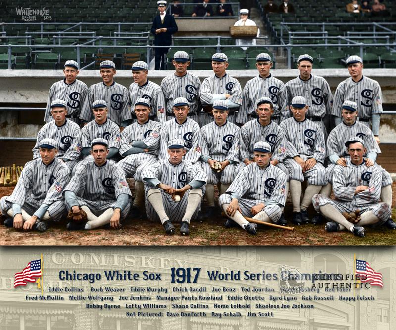 World Series Champion Chicago White Sox (1917)