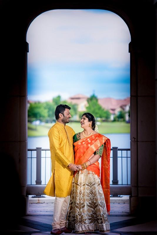 Manasa & Srinivas