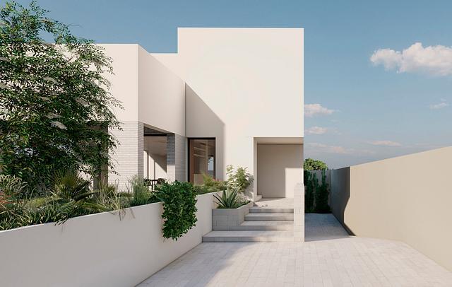 Font Roja House