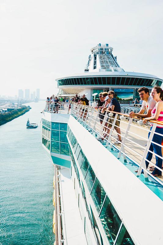 Onboard Royal Caribbean