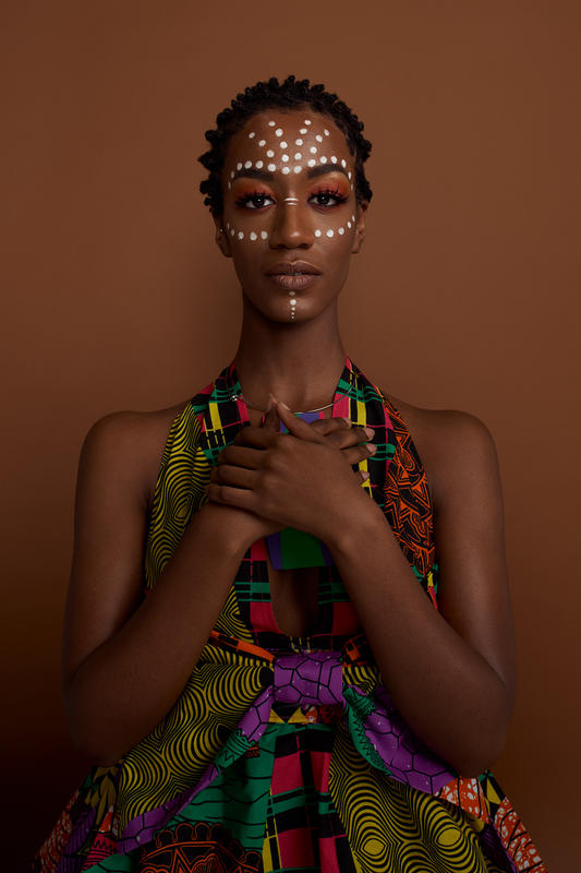 Afro-Tribal-Editorial