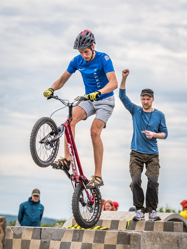 Bike Trial 2017 Suomen Cup Tampere