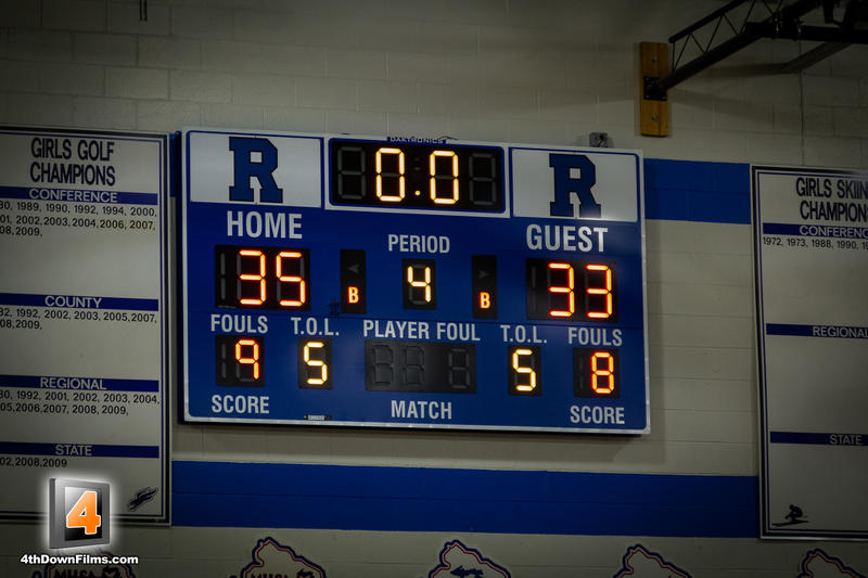 GBHS vs Rochester High