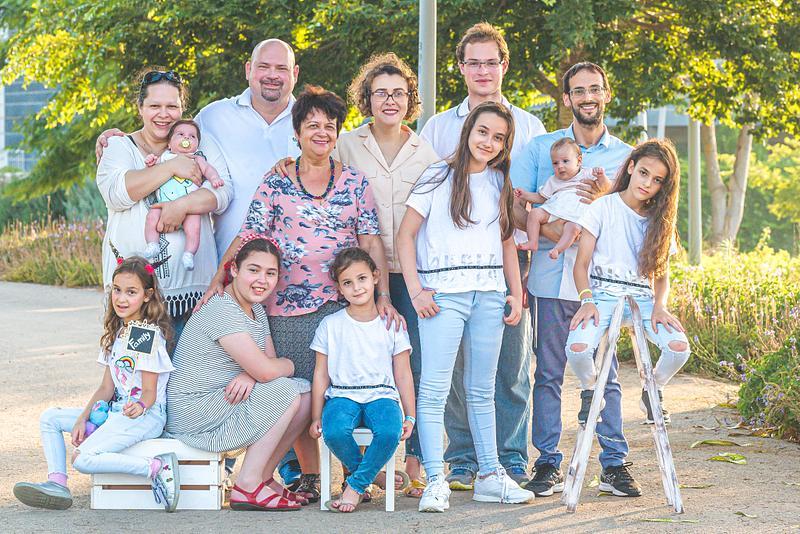 צילומי משפחה- לילך