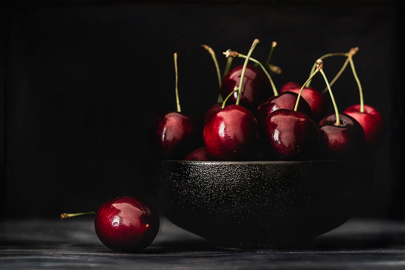 FOOD - Dark and Moody