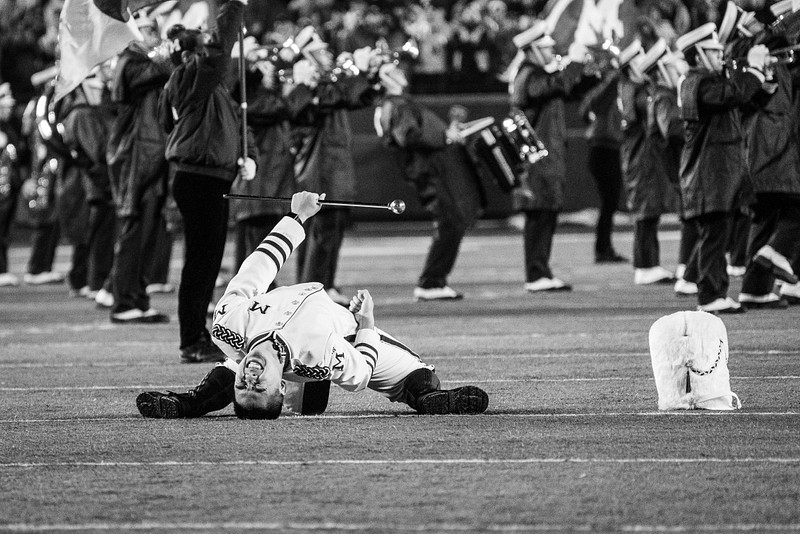 U of M Marching Band
