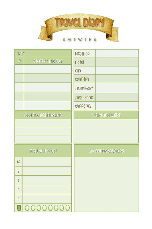Planner: Daily and Weekly Undated Bundle