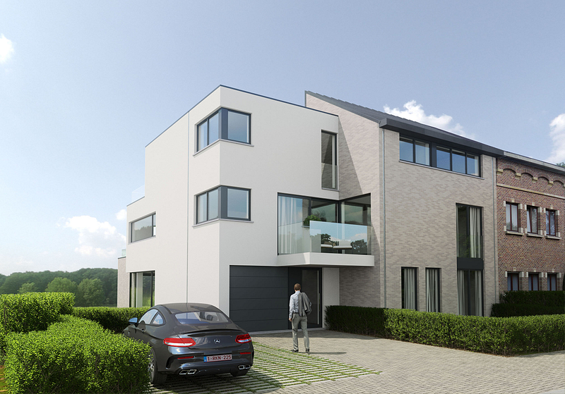 Woning Moortebeekstraat