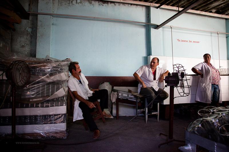 Rum Factory, Cuba