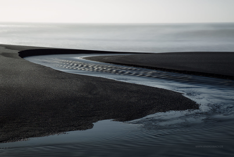 Glacier River Delta I, Iceland