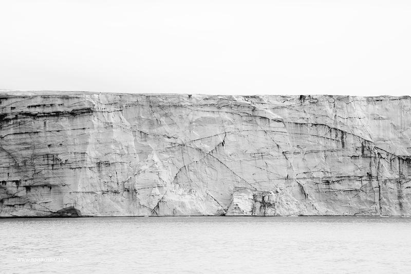 Glacier Wall, Arctic