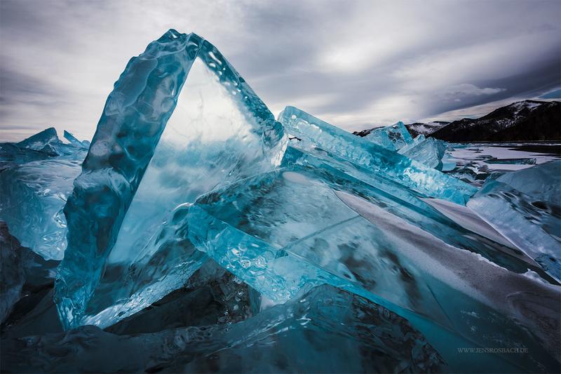 Ice Plates, Baikal