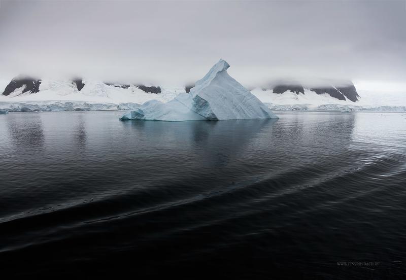 Blue Silence, Antarctica