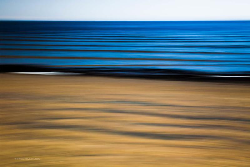Beach Waves, Latvia