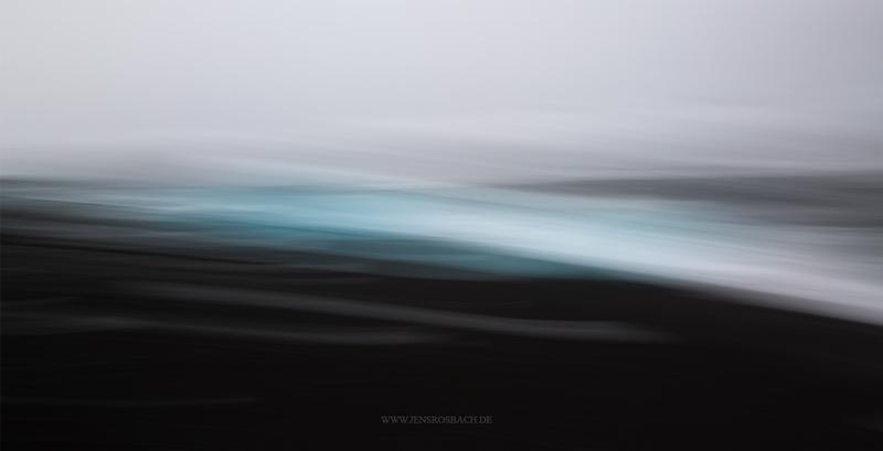 Icy Beach, Iceland