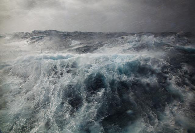 On the way to Antarctica: Drake Passage