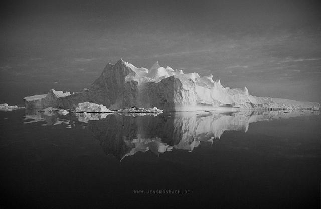 Night Ice, Greenland