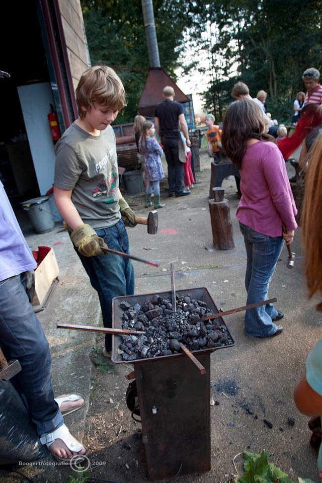 Het Domijn 2009  Open Dag