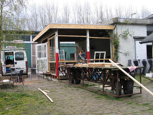 Het Domijn 2009 Werkweekend april