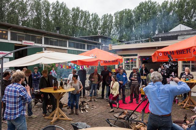 Het Domijn 2013 Koopcontract feestje