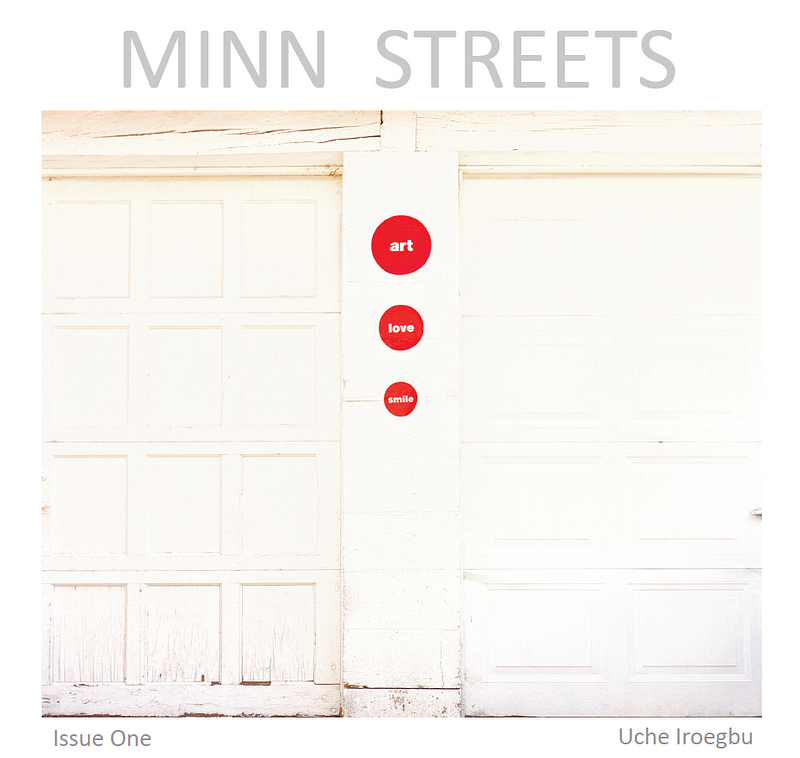 MINN STREETS (COLOR) ISSUE ONE.