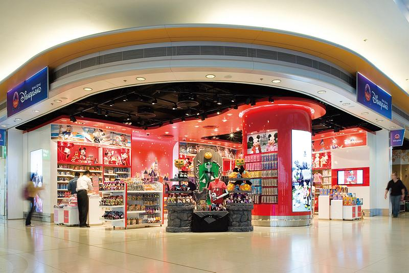 Disney - Hong Kong Airport