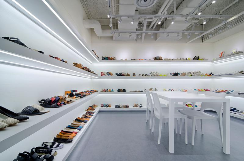 Footwear Showroom
