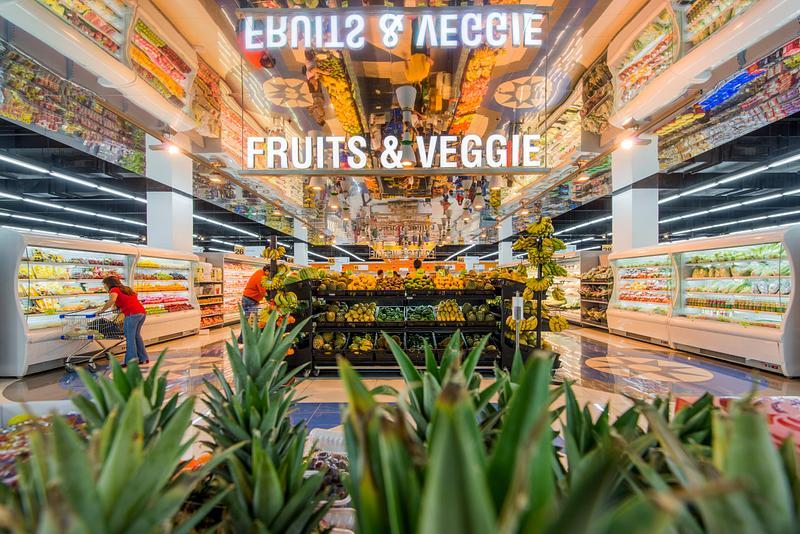 NCCC Supermarket