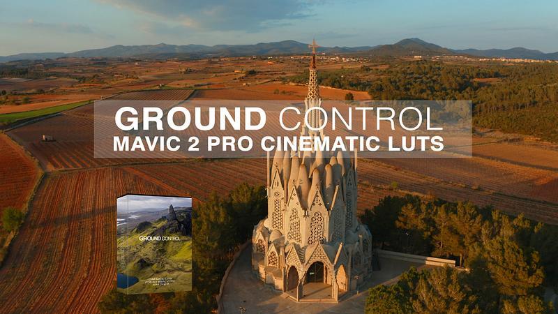 Mavic 2 Pro Cinematic LUTs