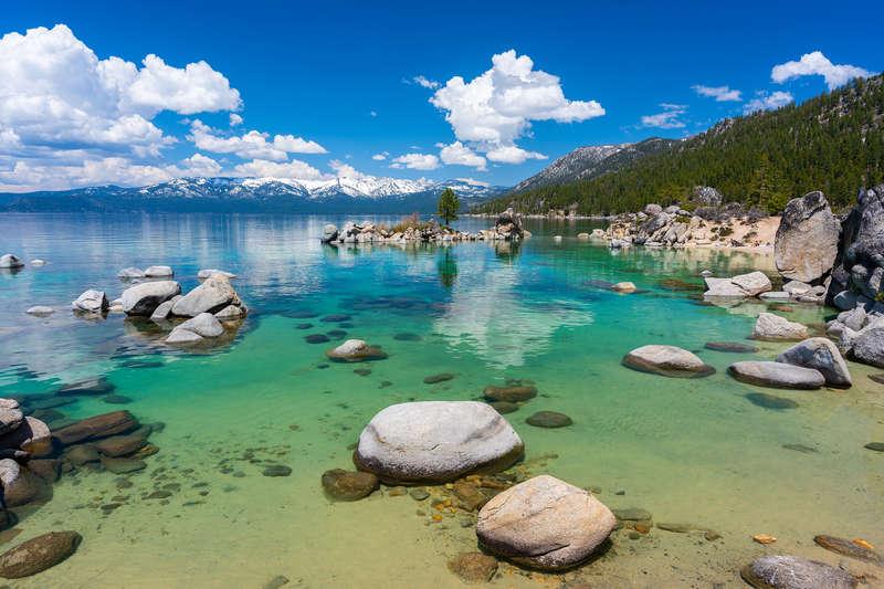 Lake Tahoe and more