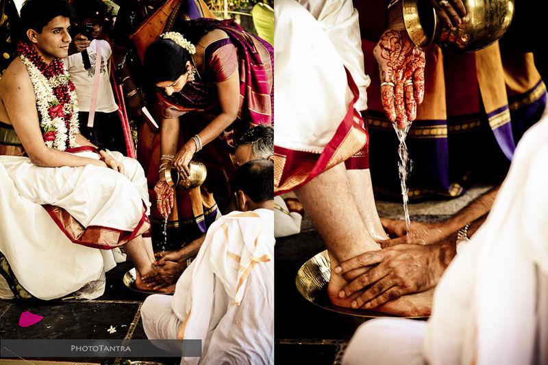 A Tamil Iyer Wedding: Mathangi and Keerthi at The Tamarind Tree