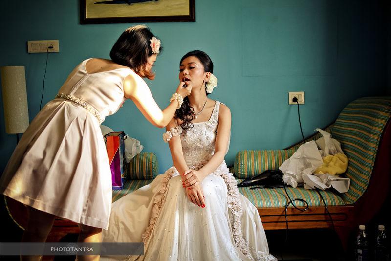 Destination Wedding in Goa: Nikita and Rahul , The Goan Heritage