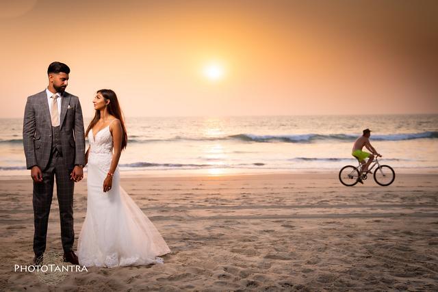 Destination Wedding Photography in Goa: Tanisha and Nilesh , A beautiful wedding at the Zuri White Sands Goa