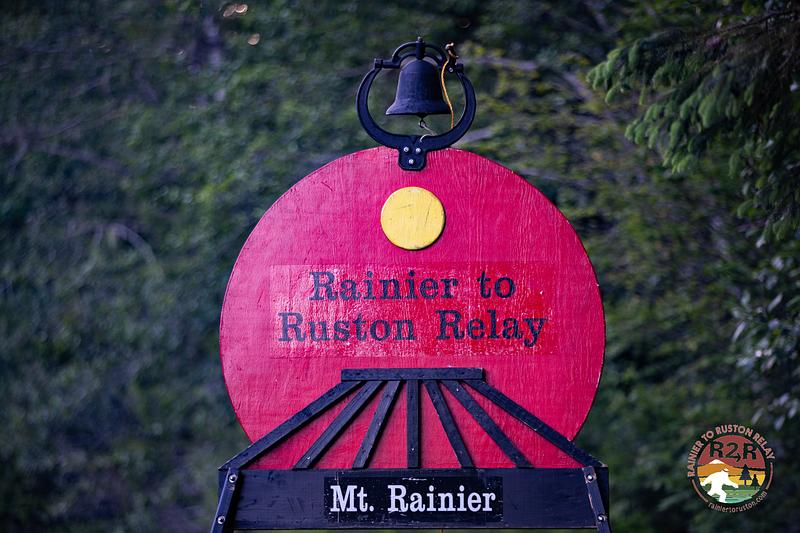 Rainier to Ruston Relay 2019 - First Half