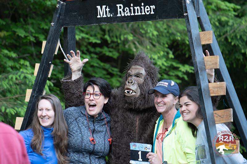 Rainier to Ruston 2018 - First Half