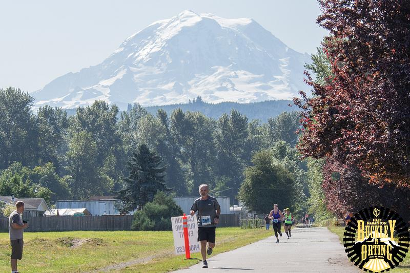 Buckley to Orting Half Marathon